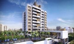 Apartamento à venda Rua  ISABEL DE CASTELA   Cobertura residencial para venda, Vila Madalena, São Paulo - CO2411.