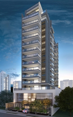 Apartamento à venda Rua  MORAIS DE BARROS   Apartamento residencial para venda, Campo Belo, São Paulo - AP4649.