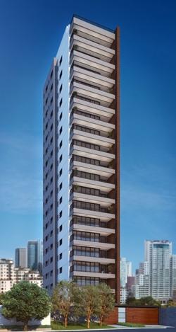 Apartamento à venda Rua  MANOEL DA NOBREGA   Apartamento residencial para venda, Vila Mariana, São Paulo - AP6256.