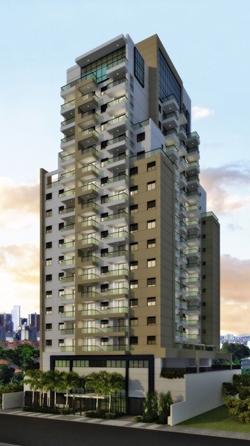 Apartamento à venda AV. BRIGADEIRO LUIS ANTONIO   Garden residencial para venda, Centro, São Paulo - GD5508.