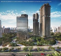 Apartamento à venda AV. ROQUE PETRONI JUNIOR   Cobertura residencial para venda, Jardim das Acácias, São Paulo - CO5378.