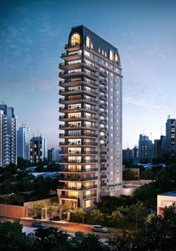 Apartamento à venda Rua  DAS FIANDEIRAS   Garden residencial para venda, Itaim Bibi, São Paulo - GD5587.