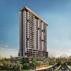 Apartamento à venda AV. ROQUE PETRONI JUNIOR   Apartamento residencial para venda, Jardim das Acácias, São Paulo - AP6886.