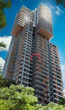 Apartamento à venda AV. ROQUE PETRONI JUNIOR   Apartamento com 4 dormitórios à venda, 197 m² por R$ 1.931.573,89 - Brooklin - São Paulo/SP