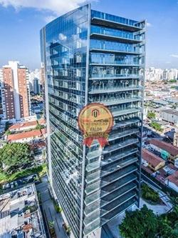 Predio para alugar Rua  PROFESSOR ATILIO INNOCENTI   Andar Corporativo para alugar, 483 m² por R$ 84.698/mês - Itaim Bibi - São Paulo/SP