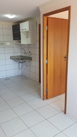 Apartamento à venda EQ 52-54 Projeção 02  , Central Valle