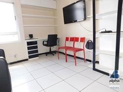 Kitnet para alugar SGCV Lote 11   Kitnet com 1 dormitório para alugar, 26 m² por R$ 1.100/mês - Park Sul - Guará/DF