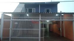 Casa à venda QR 121 Conjunto 2   Casa na QR 121 Conjunto 02 com 04 quartos à venda - Samambaia/DF