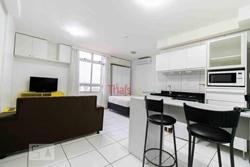 Apartamento para alugar SGCV Lote 11   Apartamento com 1 dormitório para alugar, 60 m² por R$ 1.500,00/mês - Park Sul - Guará/DF