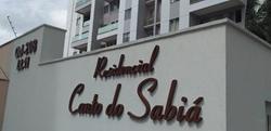 Apartamento para alugar Quadra 208   Apartamento com 2 dormitórios SEMI-MOBILIADO para alugar, 66 m² por R$ 1.800,00/mês - Sul - Águas Cl