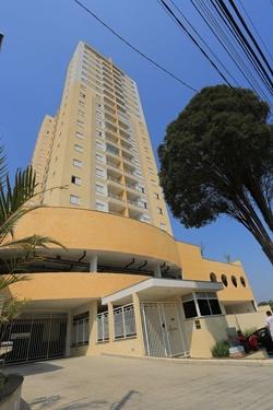 Apartamento à venda Rua  DOUTOR AMANCIO DE CARVALHO   Apartamento residencial para venda, Baeta Neves, São Bernardo do Campo - AP6054.