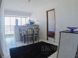 Apartamento à venda CNB 7   Farol da Barra, Apartamento  com 1 dormitório, 48 m² por R$ 150.000 - Taguatinga Norte - Taguatinga/