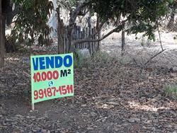 Rural à venda IPAMERI   Pode ser fracionado em lotes de no mínimo 300 metros e aceita proposta