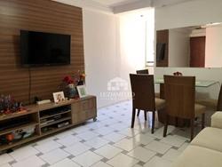 Apartamento à venda QI 31   QI 31 GUARAPARI - LINDO APARTAMENTO DE 3 QUARTOS, REFORMADO, ARMÁRIOS PLANEJADOS, LAZER, LOCALIZAÇÃO