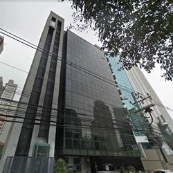 Predio para alugar Rua  LEOPOLDO COUTO DE MAGALHAES JUNIOR   Andar Corporativo para alugar, 256 m² por R$ 12.800/mês - Itaim Bibi - São Paulo/SP