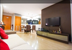 Apartamento à venda SQB 1 Bloco A Complexo FLÓRIDA MALL  Apartamento de Canto