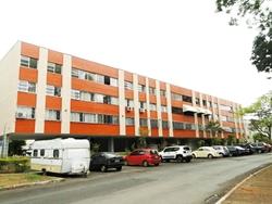 Apartamento à venda SQS 410 Bloco K   SQS 410 3 quartos vazado 82,55m²