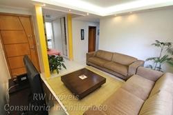 Apartamento à venda SQN 411 Site: rwimoveisconsultoria.com.br  Vista LIvre, nascente, 2º andar!