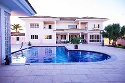 Casa à venda SMPW Quadra 26 Conjunto 7   SMPW Quadra 26, 4 SUÍTES, ESTUDA PERMUTA
