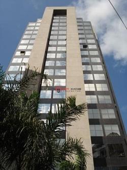 Predio para alugar Rua  ALEXANDRE DUMAS   Andar Corporativo para alugar, 321 m² por R$ 17.656/mês - Chácara Santo Antônio - São Paulo/SP