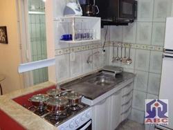 Kitnet para alugar CLN 104 Bloco D   CLN 104, KIT 100% Mobiliado, Dividida contendo 01 dormitório - Asa Norte - Brasília/DF