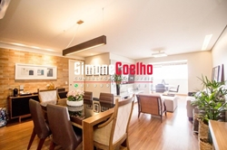 Apartamento à venda Quadra 104  , Flora Brasilis Flora Brasilis, 140 m² - 04 quartos