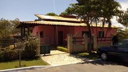 Casa para alugar Condomínio Santa Bárbara
