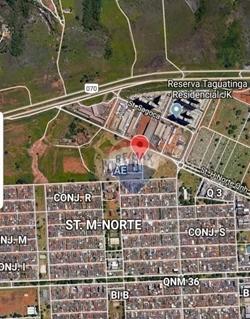 Predio à venda EQNM 36/38 Área Especial S/N   Prédio à venda, 1200 m² por R$ 4.500.000,00 - Taguatinga Norte - Taguatinga/DF