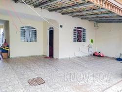 Casa à venda QR 508 Conjunto 4   Excelente casa com 02 quartos em Samambaia Sul