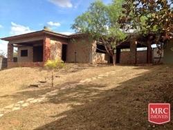 Apartamento à venda Condomínio Solar da Serra   Casa 366m2 - 3 suítes - térrea - fase final de acabamento - Lote murado