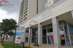 Sala à venda QNN 30 Área Especial B   Sala à venda, 34 m² por R$ 220.000 - Ceilândia Sul - 99202-5309