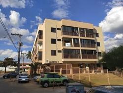 Apartamento à venda Quadra 2 Conjunto A-5 Bloco D
