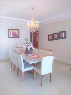 Casa à venda Rua  8 Chacará  216   Casa com 3 dormitórios à venda, 2 suítes, piscina, churrasqueira 250 m² por R$ 650.000 - Vicente Pir