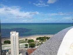 Apartamento à venda Rua CAPITAO REBELINHO   Vista para o Mar 4 quartos (2 suítes)  Apartamento residencial à venda, Pina, Recife.