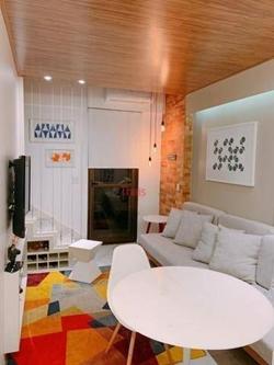 SGCV Lote 10 Park Sul Brasília   Apartamento no Residencial Venice Park com 01 suíte à venda - Brasília/DF