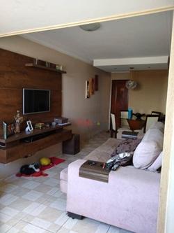 CSB 3 Taguatinga Sul Taguatinga   Apartamento Edifício Varandas com 03 quartos e 01 vaga de garagem à venda - Taguatinga/DF