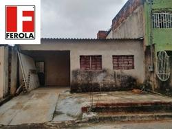 QE 44 Conjunto K Guara Ii Guará   QE 44 Casa 3 quartos lote 128 metros falta acabamento a venda no Guará