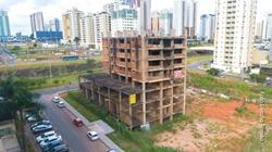 Lote à venda Rua  34   RUA 34 Norte - Projeção, esquina, constrói 5X.