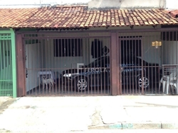 QI 4 Conjunto X Guara I Guará   QI 04 Casa 3 Quartos Rua Larga Frente Livre Nascente a Venda no Guará