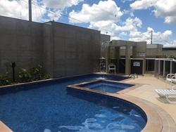 CA 11 Lago Norte Brasília LOFT COM 2 WCS e LAVABO NEXT 2 SUITES, LAVABO, LAZER !!