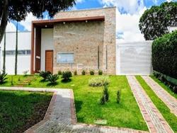 SMPW Quadra 23 Conjunto 1 Park Way Brasília   SMPW 23 Park Way Mansão Moderna 6 Quartos Salão de Festas e Área Verde a Venda