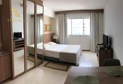 SANTA INES Santa Ines Rio Branco   Apartamento com 1 dormitório à venda, 30 m² por R$ 270.000,00 - Asa Norte - Brasília/DF