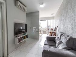 QI 18 Bloco A Guara I Guará   Qi 18 Barcelona Apartamento 1 quarto Reformado Vista Livre a venda no Guará 1
