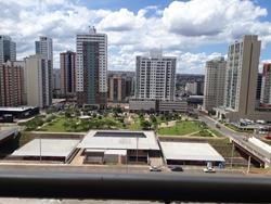 Rua DAS PITANGUEIRAS Sul Águas Claras 2 QUARTOS COMPLETO DE ARMARIOS! CHAMONIX VISTA LIVRE, FRENTE PARA A ESTAÇÃO!