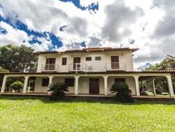 SMPW Quadra 17 Conjunto 3 Park Way Brasília   SMPW 17 Casa Sobrado 7 Quartos em condomínio a venda no Park Way