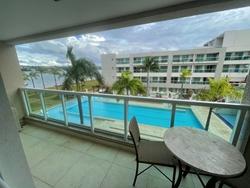 SHTN Asa Norte Brasília  Brisas do Lago Brisas do Lago - vista piscina e lago! 98407-9482