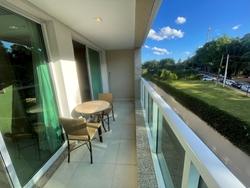 SHTN Asa Norte Brasília  Brisas do Lago Brisas mobiliado e decorado! Vista livre Clube de Golfe