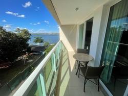 SCES Trecho 1 Asa Sul Brasília   Brisas do Lago - vista Lago! Mobiliado