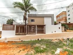 SETOR DE MANSOES IAPI Guara Ii Guará   IAPI Casa 5 quartos 4 suítes Nova em Condomínio fechado no Guará 2