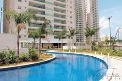 Avenida das Araucárias Sul Águas Claras Residencial Península - Lazer e Urbanismo